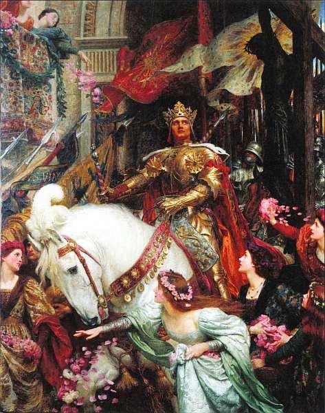 61-Фрэнк Бернард Дикси (1853–1928) Две короны 1900.jpg