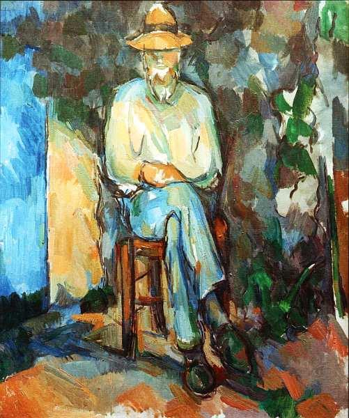 62-Поль Сезанн (1839–1906) Садовник Валье. Около 1906.jpg
