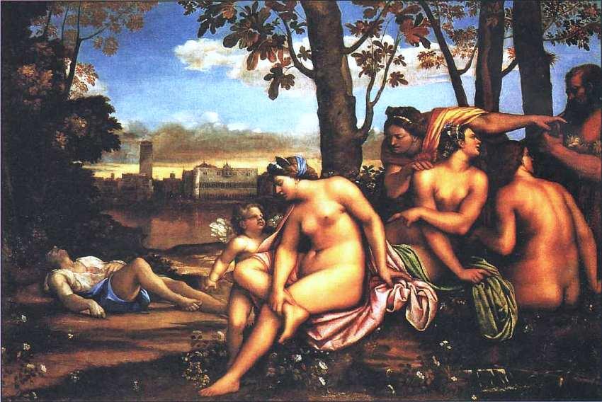 39-Себастьяно дель Пьомбо (около 1485–1547) Смерть Адониса 1512.jpg