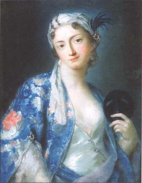 63-Розальба Каррьера (1675–1757) Портрет Феличиты Сартори () в турецком костюме 1730-е.jpg