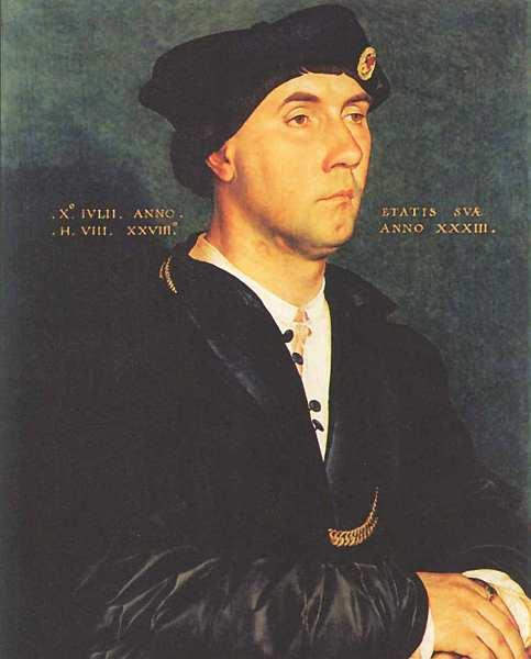 78-Ганс Гольбейн Младший (14971498-1543) Портрет сэра Ричарда Саутуэлла 1536.jpg