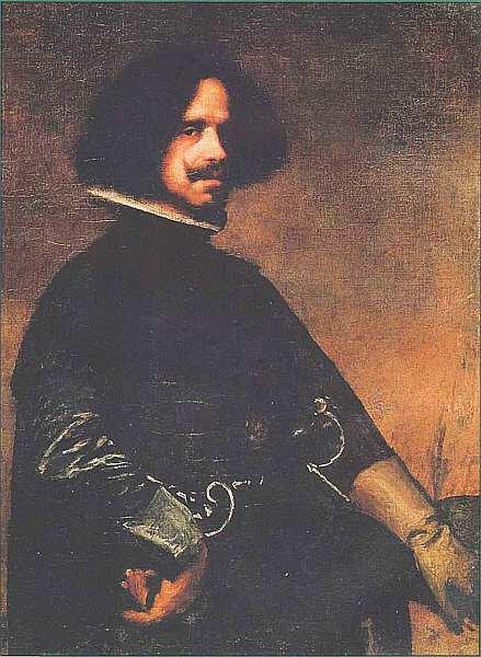 81-Диего Веласкес. Автопортрет. Около 1645.jpg