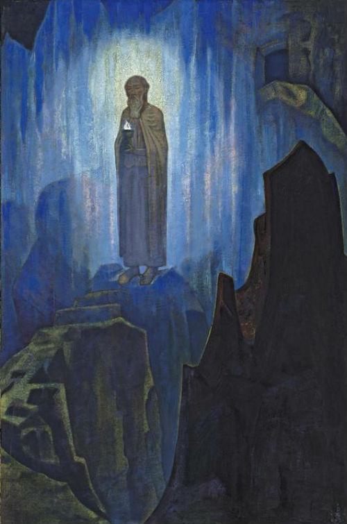 21-Николай Константинович Рерих - Свет небесный - 1931.jpg