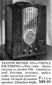 Zenith 835 adv 1