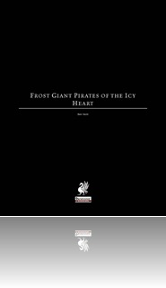 Frost Giant Pirates of the Icy Heart_front
