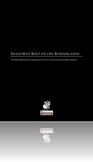 Shadowed Keep on the Borderlands