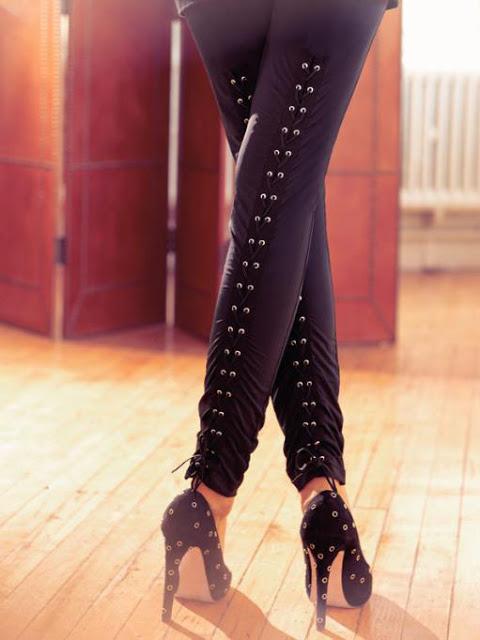 Calzedonia Black Corset Leggings Ragtrunk Livejournal