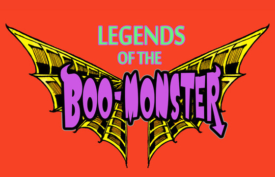 Legends of The Boo-Monster logo