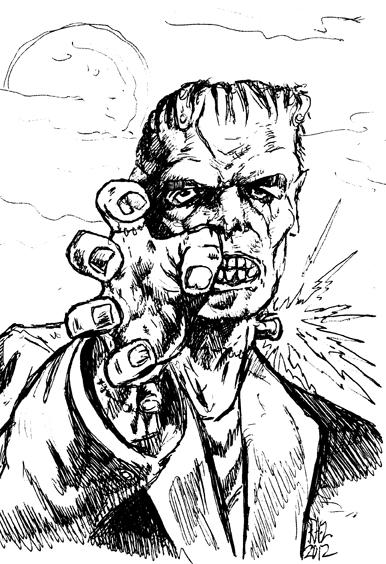 FrankensteinSketch
