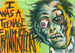 TeenageFrankenstein_sketchcard