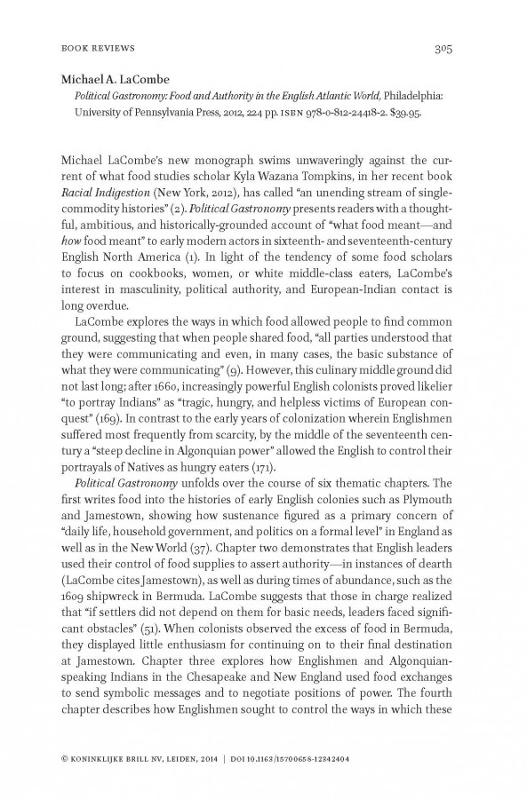 Herrmann, review of LaCombe_Page_1
