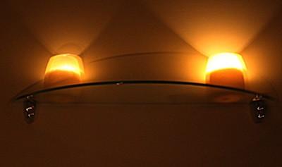 полочка для свечек