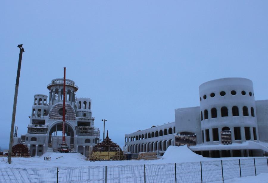купола для собора