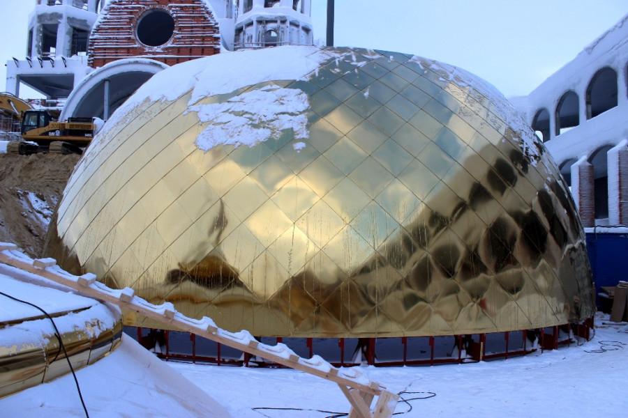главный купол