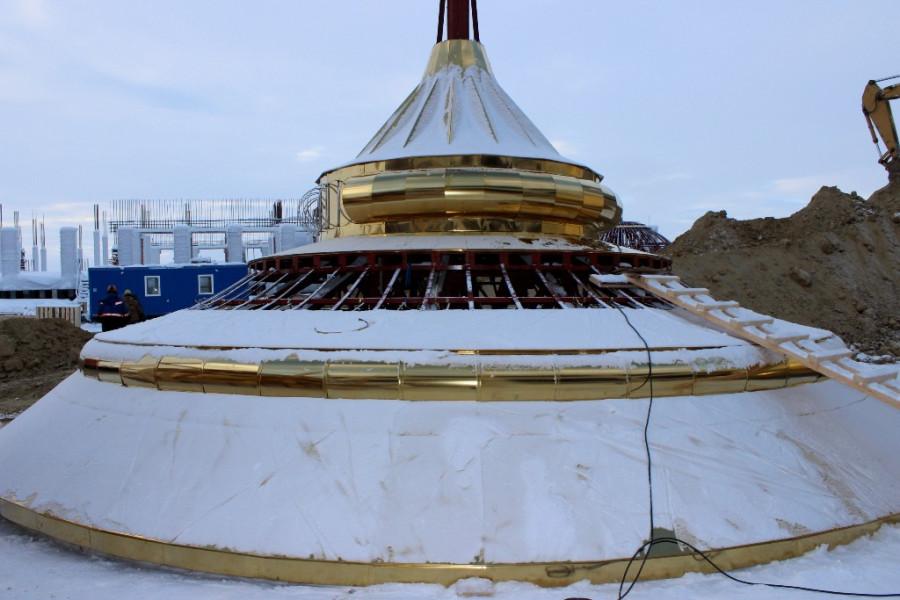 макушка главного купола