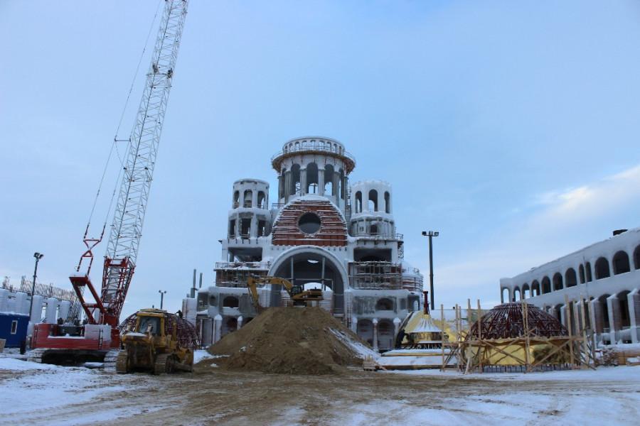 храм и купола