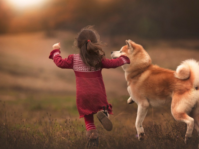People___Children_The_girl_ran_across_the_field_with_a_dog_097746_29