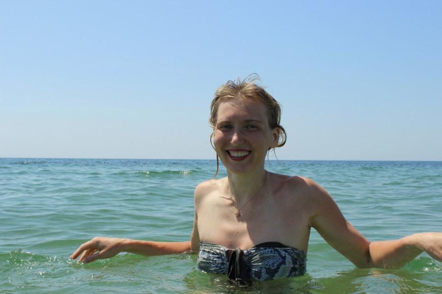 мать и море)