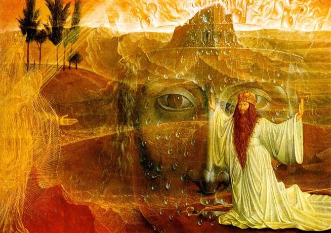 моисей и купина