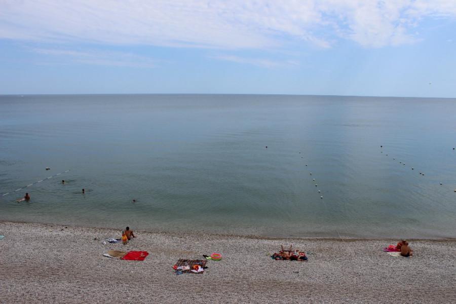 пляж Коктебель