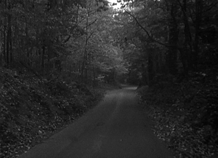 ведьма из блер - дорога