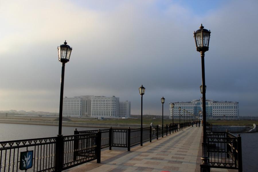 18 сентября-фонари на мосту