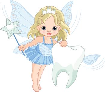 Зубная фея принимает по талонам или идите к чёрту