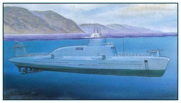 что есть общее на кораблях и подводных лодках