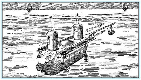 Немного из истории реактивных торпед (Франция / Великобритания / США / Россия. 1825 – 1894 год)