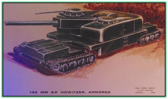 Unknown проект 155-мм гаубицы
