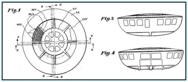 Кратко о том, как летающие тарелки начали свой путь + P.S. (США. 1927 - 1944 / 1953 год).