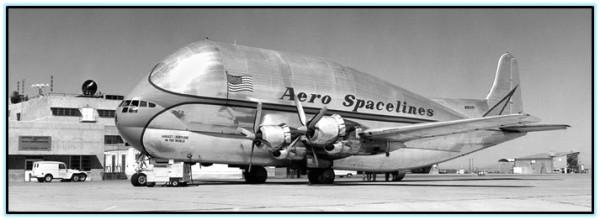 Проекты самолётов для перевозки негабаритных грузов от «Aero Spacelines» (США. 1960-е - 1970-е годы)
