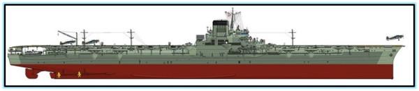 Проект авианосца G15