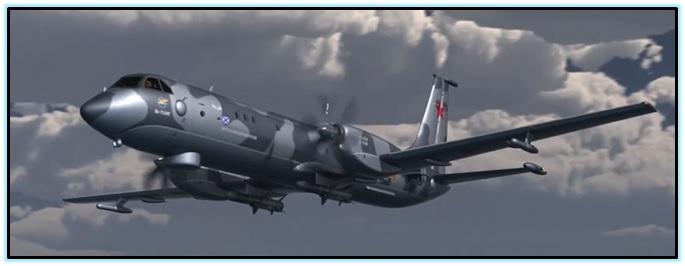 Проект базового патрульного самолёта Ил-114МП (Россия). 2