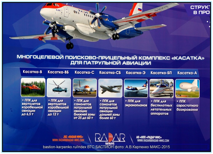 Проект базового патрульного самолёта Ил-114МП (Россия). 6