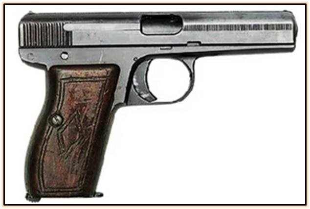 Пистолет Симонова 1949