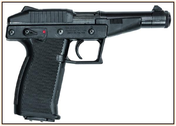 Пистолет Grendel P-30 (США. 1995 год).