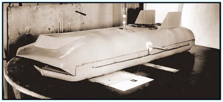 Проект боевой машины на воздушной подушке от ЦАГИ (1)