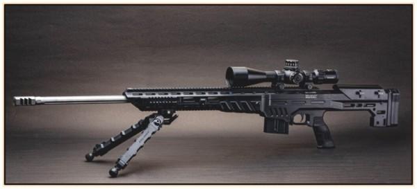 Опытное оружие компании SSS Defence (Индия. 2020 год).