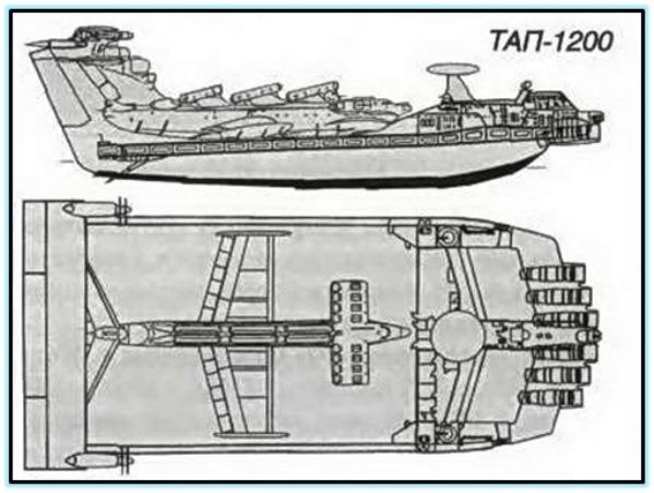 ТАП (Транспортно-Амфибийные Платформы) (2)