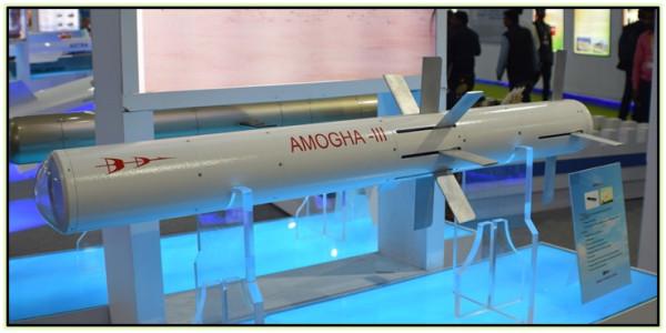 Перспективный переносной ПТРК Amogna-III (Индия. 2020 год).