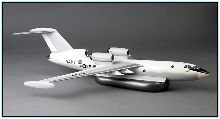 Grumman - Shin Meiwa ASR-544-4 (США - Япония) (1)