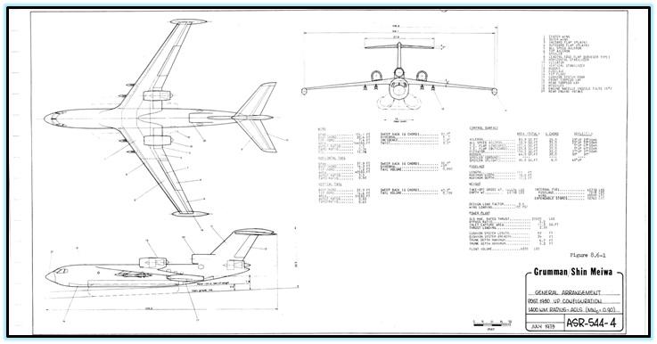 Grumman - Shin Meiwa ASR-544-4 (США - Япония) (4)