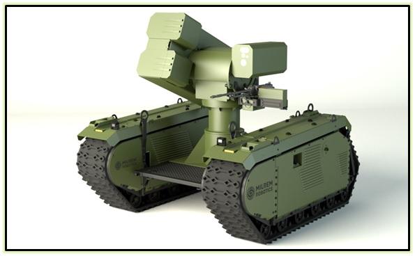 Milrem Robotics THeMIS и Type-X (4)