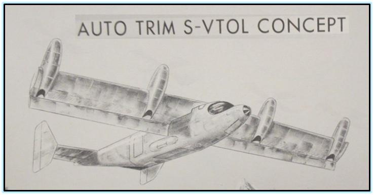 Концепты VTOL от Goodyear Аircraft (1)