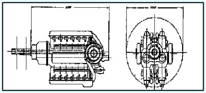 Авиадвигатели DB (1)