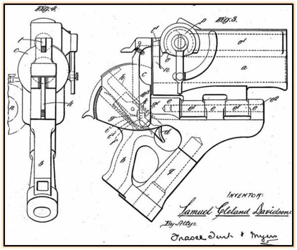Опытный гранатомёт Дэвидсона (2)