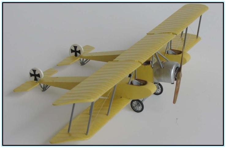 Fokker K.I (Fokker M (1)
