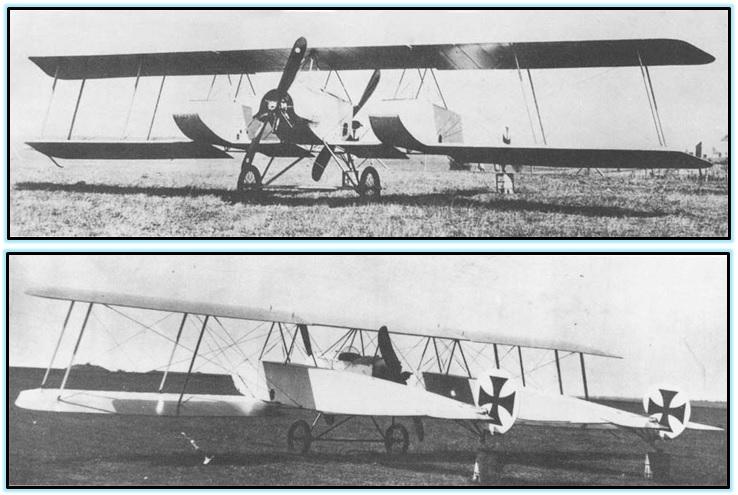 Fokker K.I (Fokker M (3)
