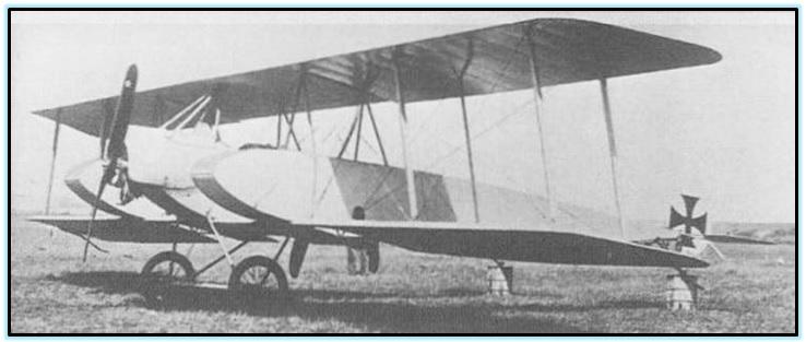 Fokker K.I (Fokker M (4)